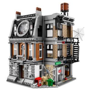 Best Lego Marvel Sets 2017-2019 sanctum sanctorum