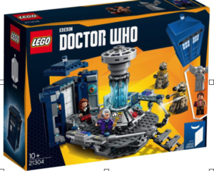 LEGO Doctor Who: A Set That's Close to My Heart