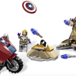 Best LEGO Marvel Sets Between 2012-2014