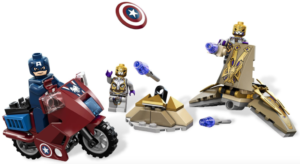 Best LEGO Marvel Sets of 2012-2014