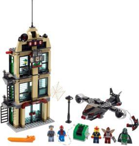 Lego Marvel Sets of 2012-2014