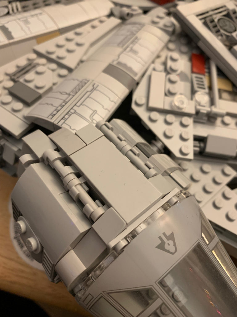 LEGO Star Wars Millennium Falcon Cockpit