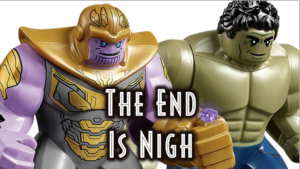 The End Is Nigh…LEGO Avengers Endgame