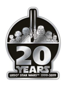 Celebrating Anniversaries in LEGO Style