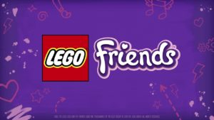 lego guide: friends