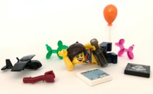 Create Your Own LEGO Minifigures to Avoid Trouble