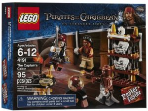 lego pirates of the caribbean zombies