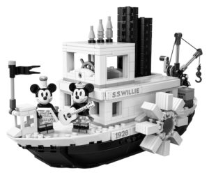 Steamboat Willie, oh boy! A little bit of history on the famous animation!