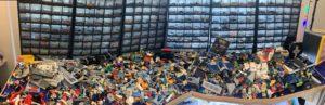 Where do you build your Lego?