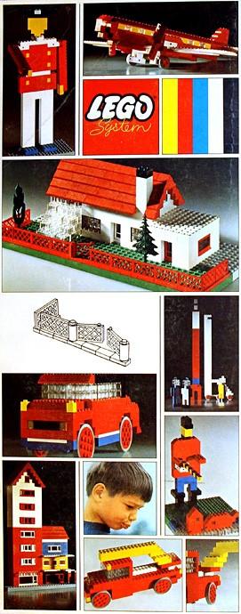 Lego First Set Lego Creative Builds