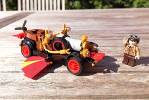 Custom LEGO Build Spotlight: Chitty Chitty Bang Bang