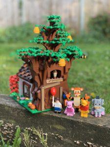 Image of LEGO Ideas Winnie the Pooh