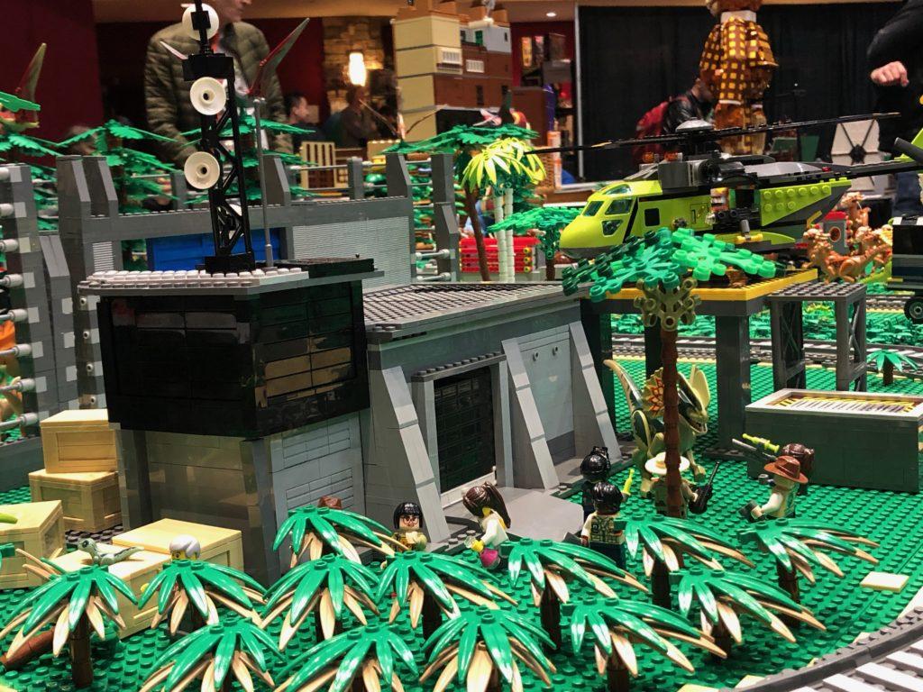 LEGO ACU Building Model