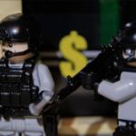 LEGO Body Armour - LEGO CIA Soldier Figures