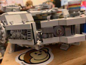 Lego greebles