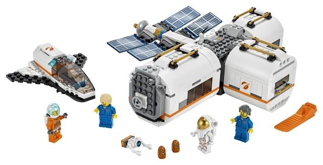 Moon Base Set Image