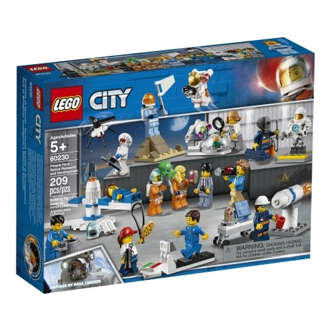 LEGO City 2019 - Space People Pack