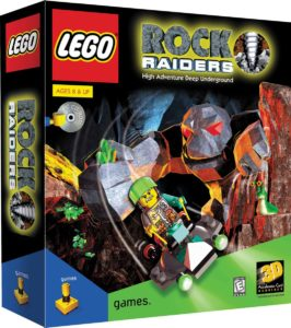 Rock Raiders PC game