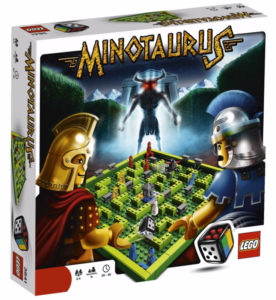 Lego Games Lego Minotaurus Buildable Lego