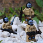 LEGO Body Armour - LEGO Call of Duty Ghost Operators