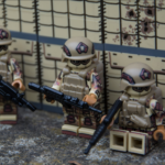 LEGO Body Armour - LEGO Army Rangers