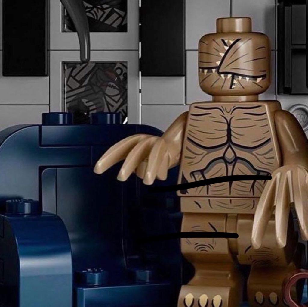 LEGO Demogorgon