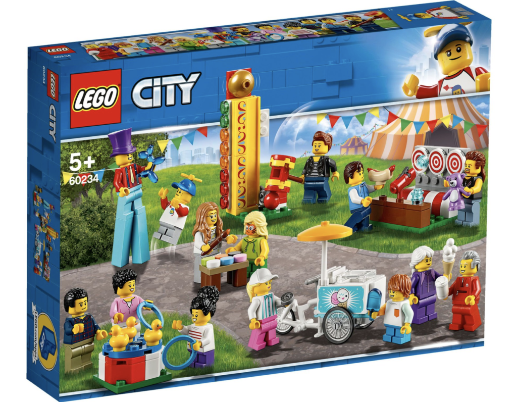 LEGO City 2019 - Fairground People Pack