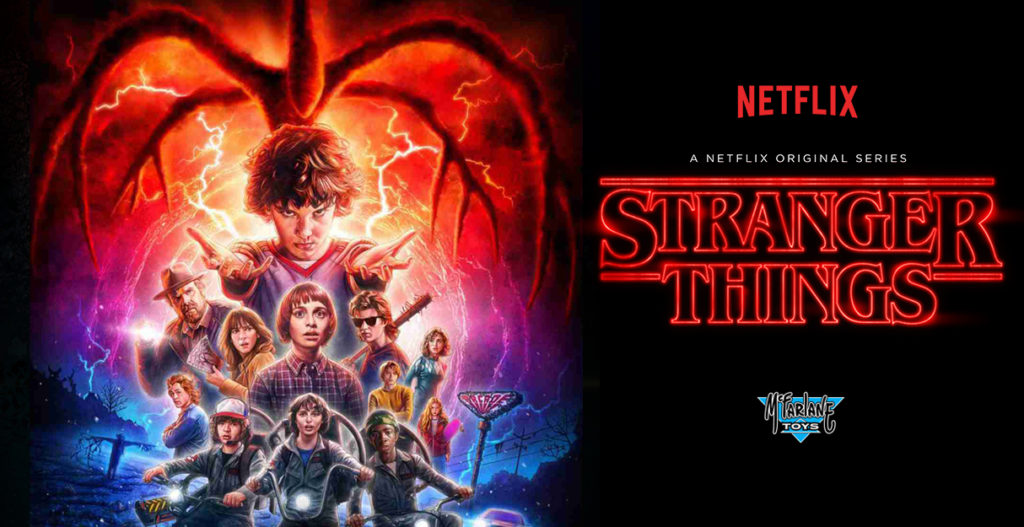 LEGO Stranger Things - Stranger Things Mcfarlane Toys image