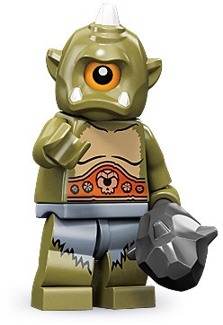 lego monsters cyclops