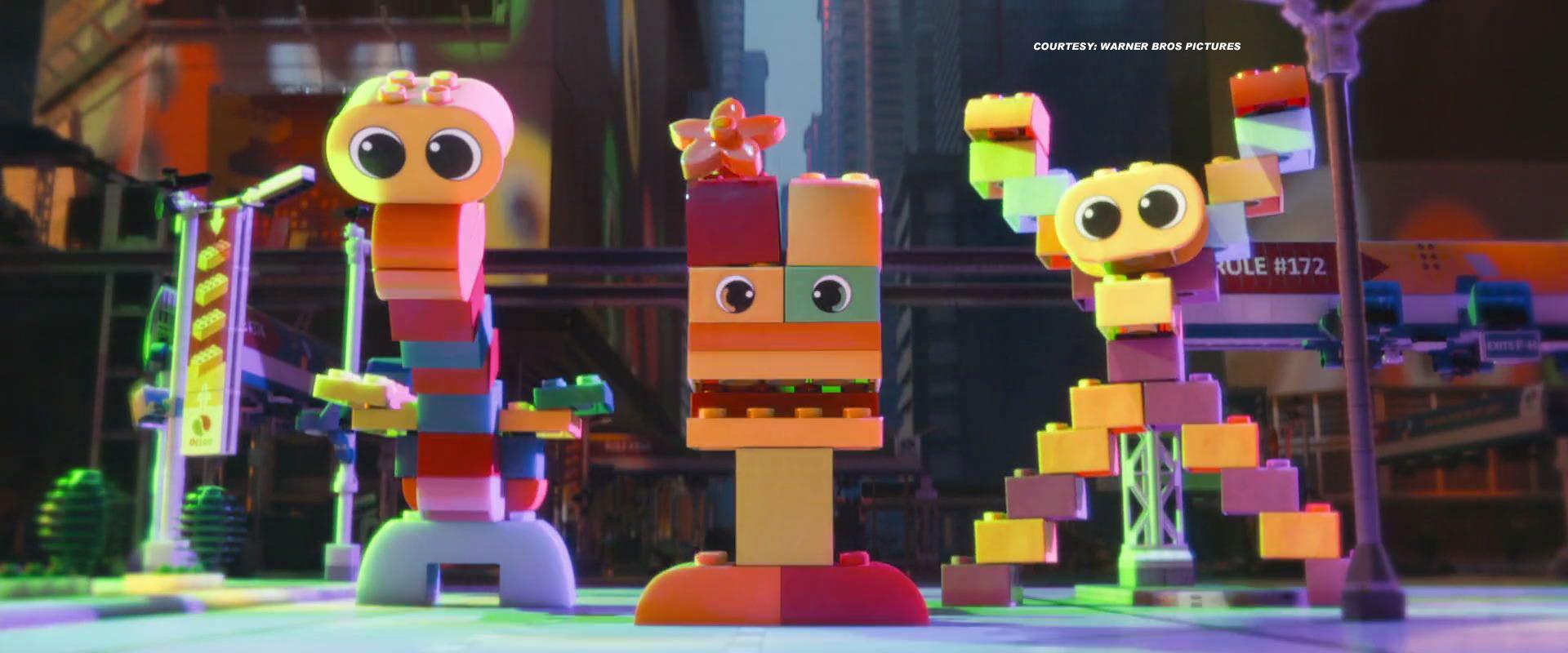 lego movie 2 opening scene