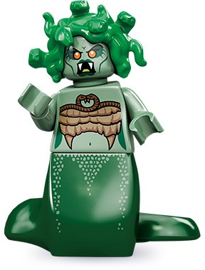 lego monsters medusa