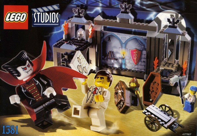 lego classic movie monsters vampire
