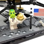 A Review of the LEGO NASA Apollo 11 Lunar Lander Set