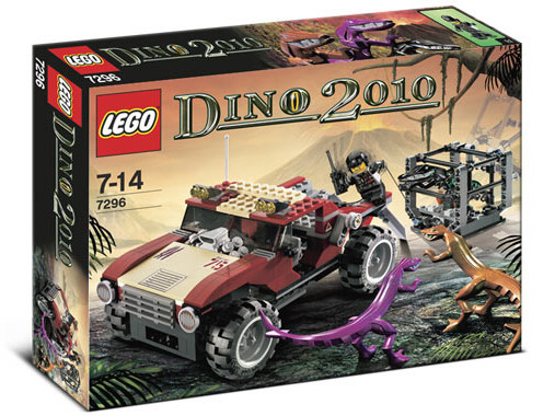 Dino 2012 Humvee Set