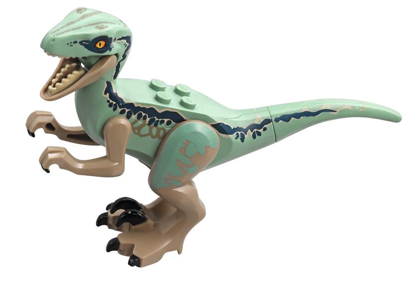 LEGO Dinosaurs - Velociraptor Blue