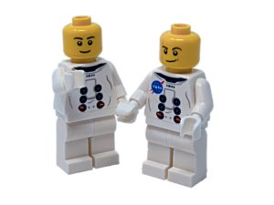 Apollo 11 Minifigures