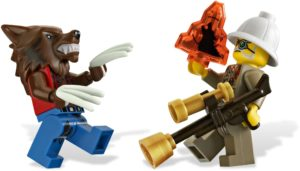 Myths & Minifigs: Classic Movie Monsters in LEGO!