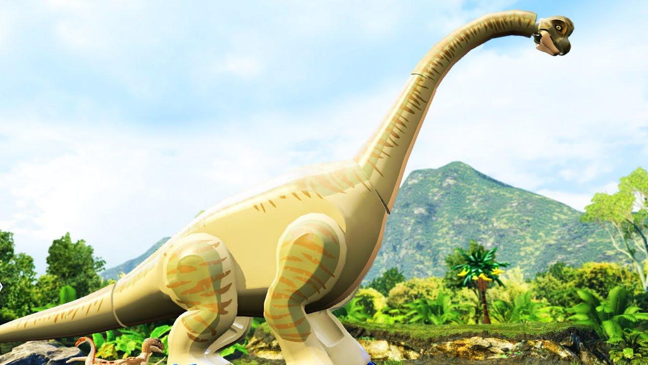 LEGO Brachiosaurus