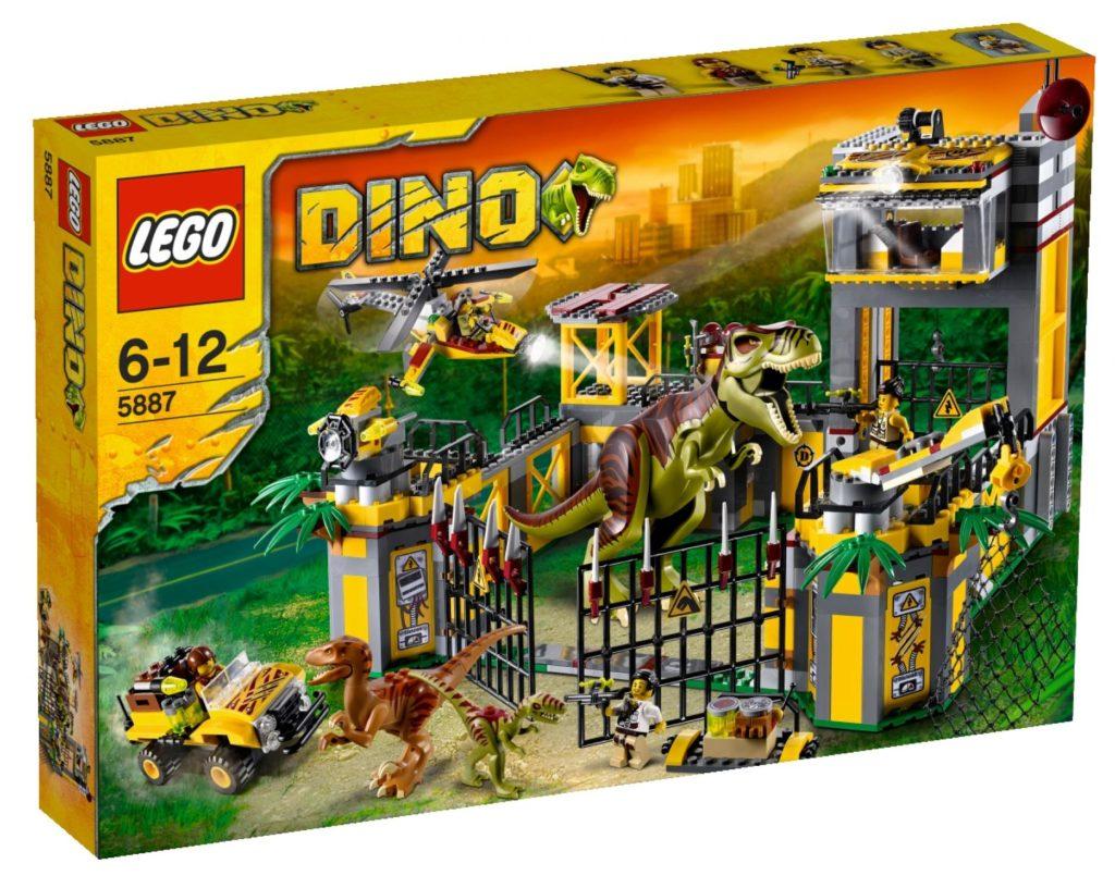Dino 2012 HQ Set