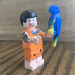 Custom LEGO: Fred Flinstone Gets Crazy – and a Tattoo!