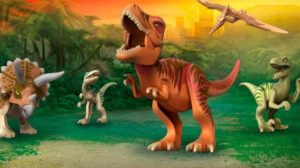 Top 5 LEGO Dinosaurs Roaring Their Way Into Our Lives!