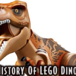 The History of LEGO Dinosaurs: Bricks Before Time