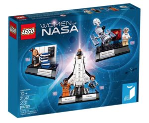 LEGO and Gender: Women of NASA
