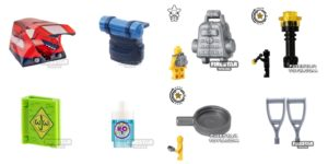 lego summer camping accessories