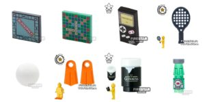 lego summer fun and games accessories