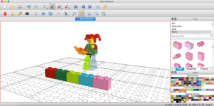 lego design software leocad