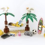 A LEGO Summer Guide for Vacationing Minifigures