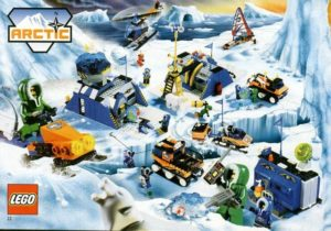 image of LEGO Arctic sets