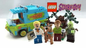 lego scooby-doo mystery machine set