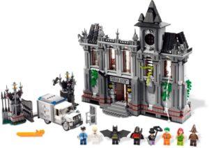 lego goth architecture